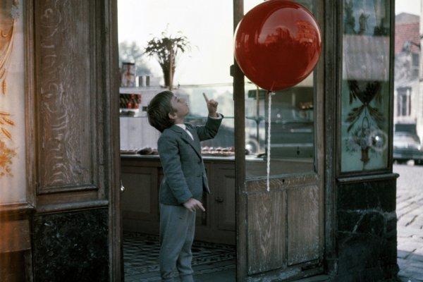 Le Ballon Rouge & Crin-Blanc