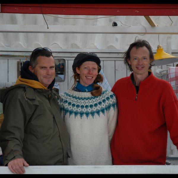 Dominique Abel, Fiona Gordon & Bruno Romy