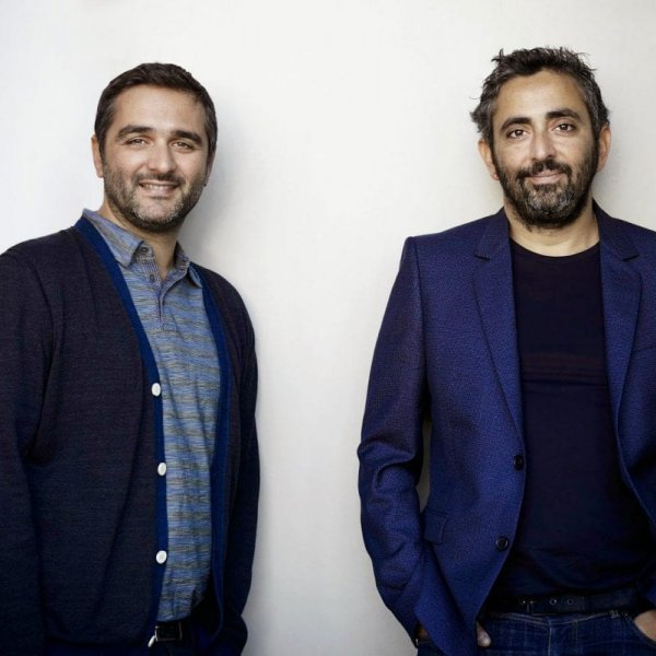 Olivier Nakache & Éric Toledano