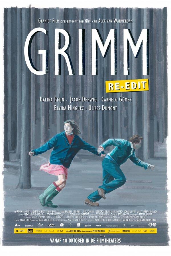 Grimm re-edit